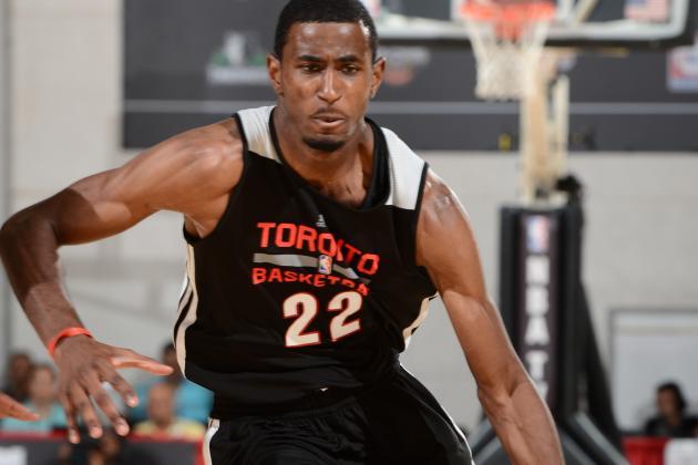 Raptors 2nd-Rd Pick Daniels to Play in Australia