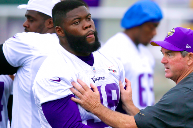 Minnesota Vikings DT Linval Joseph Injured in Shooting at Nightclub
