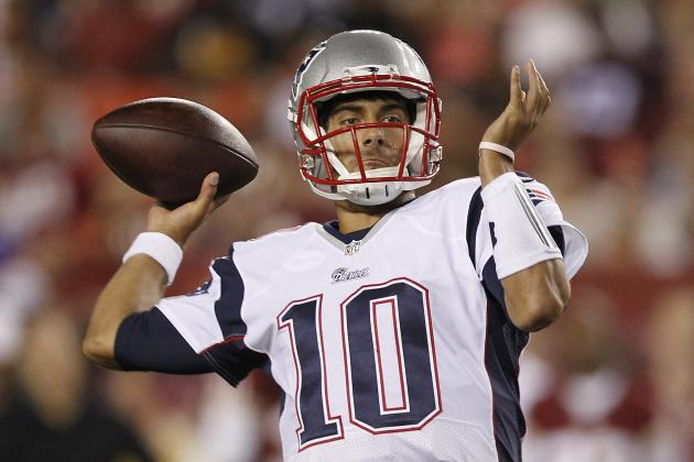 What Jimmy Garoppolo's Inconsistent Debut Means for the Patriots' Future