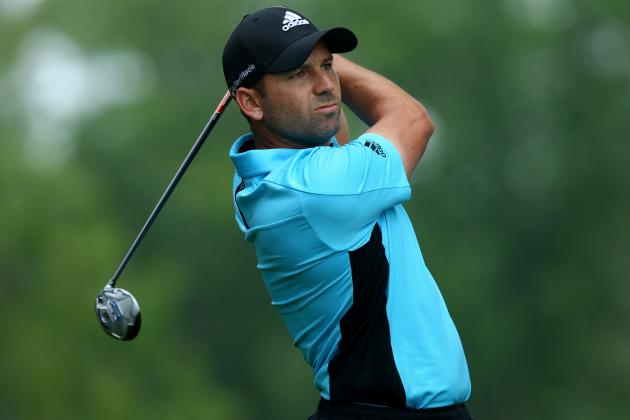 PGA Championship 2014 Leaderboard: Latest Scores and Standings from Day 3