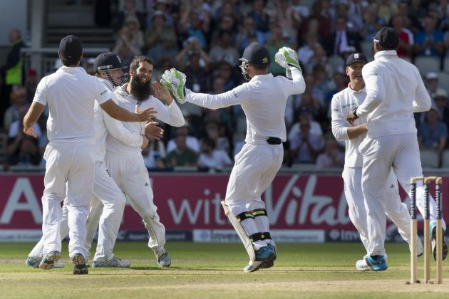 England vs. India, 4th Test: Day 3 Highlights, Scorecard, Report