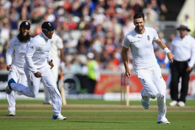England's Complete Team Display Humiliates Feeble India at Old Trafford