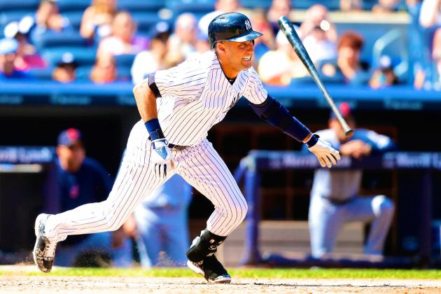 Derek Jeter Passes Honus Wagner for 6th on All-Time Hits List