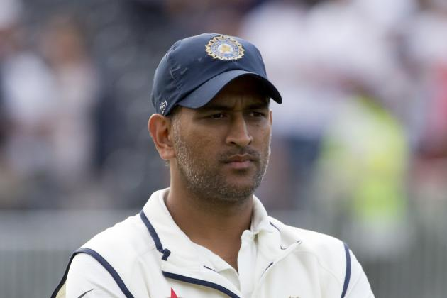 Time for MS Dhoni to Consider Quitting Captaincy or Wicketkeeping Role in Tests