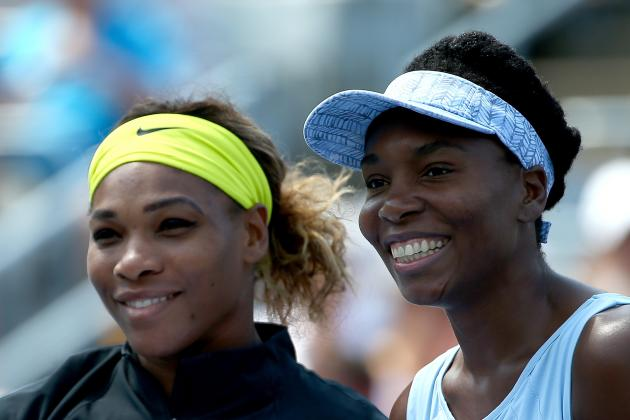 Rogers Cup 2014: Williams Sisters Show Why Sibling Rivalry Is Still Must-See TV