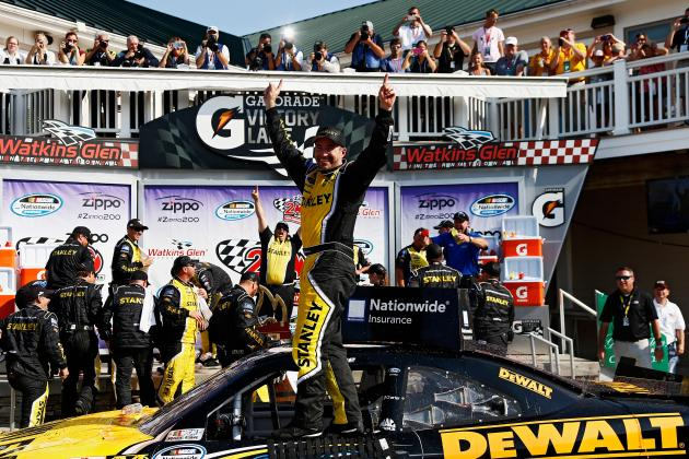 NASCAR Nationwide Series at Watkins Glen 2014 Results: Winner, Standings, More
