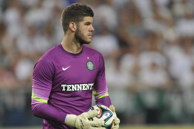 Fraser Forster Signs for Southampton