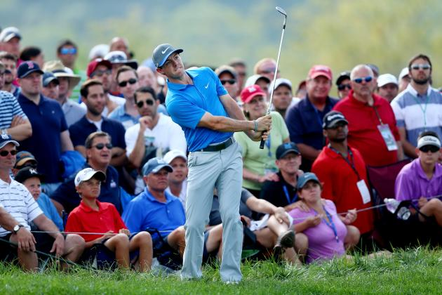 Rory McIlroy at PGA Championship 2014: Day 3 Leaderboard Score, Twitter Reaction