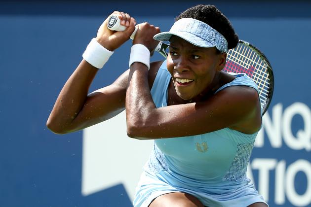 Serena Williams vs. Venus Williams: Recap and Results from 2014 Rogers Cup