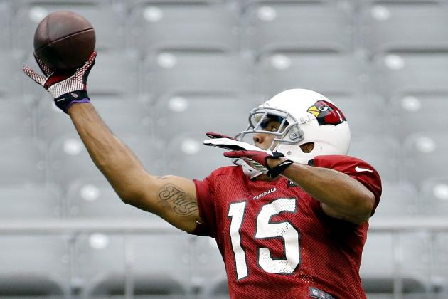 Michael Floyd Injury: Updates on Cardinals WR's Groin and Return