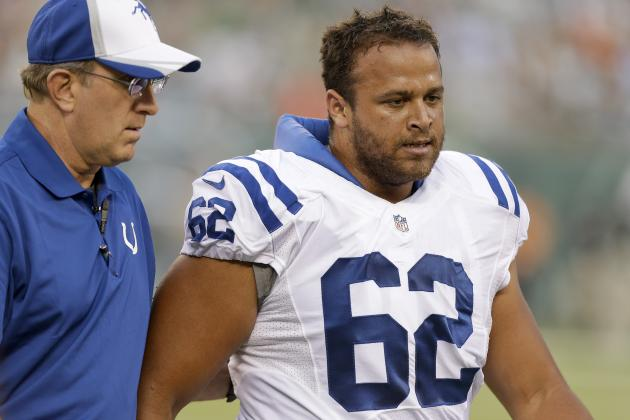 Colts Expect Holmes Back for Opener