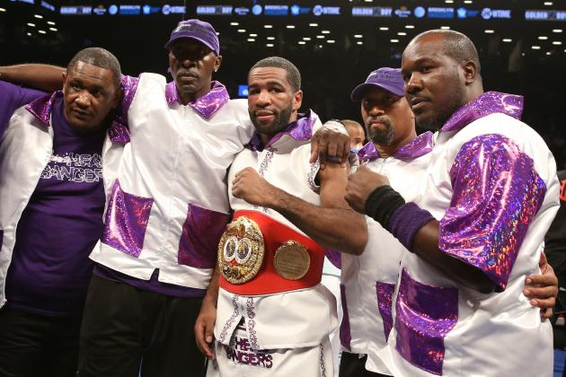 Lamont Peterson vs. Edgar Santana: Winner, Recap and Analysis