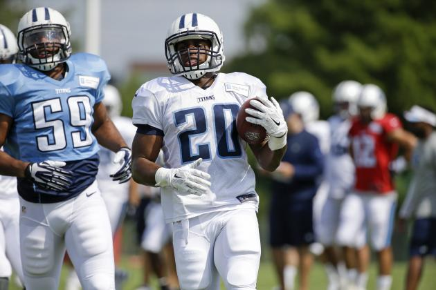 Bishop Sankey's Instant Fantasy Reaction After Preseason Debut vs. Packers