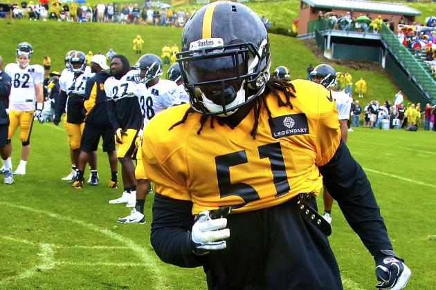 Sean Spence Becoming Playmaker Steelers Envsioned in an Inspiring Comeback