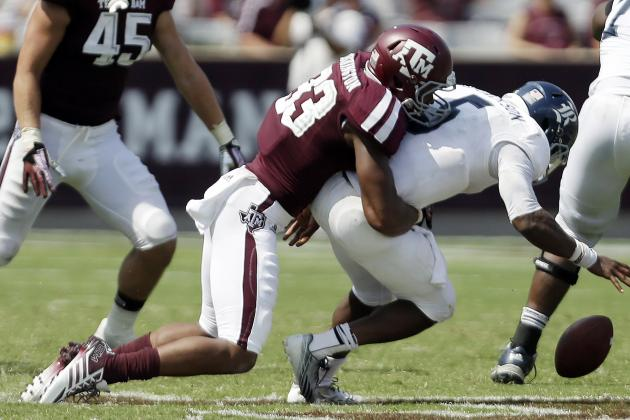 Texas A&M Football: Realistic Expectations for the 2014 Aggie Defense