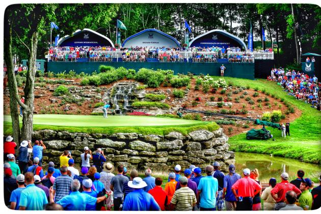 PGA Championship 2014 Leaderboard: Updating Results and Standings for Day 4