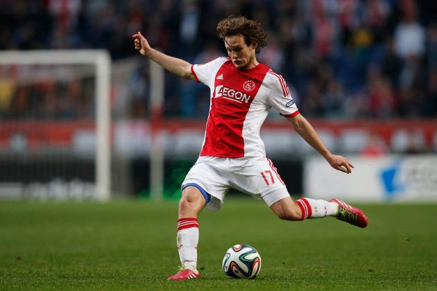 Manchester United Transfer News: Latest on Daley Blind and Summer Raid