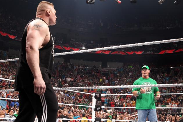 Brock Lesnar vs. John Cena at SummerSlam Will Outshine Past Meetings