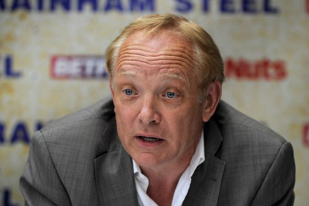 Former Boxing Promoter Frank Maloney Undergoing Gender Reassignment Therapy