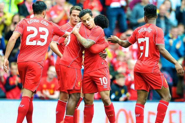 Liverpool vs. Borussia Dortmund: Score, Grades and Reaction from Anfield
