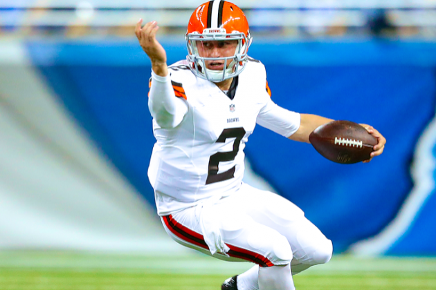 Breaking Down Johnny Manziel's Impressive Preseason Debut
