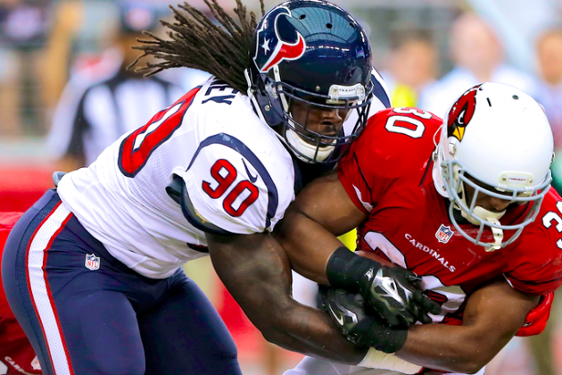 Clowney Flashes All-Pro Tools, Limited Skill Set in Strong NFL Debut