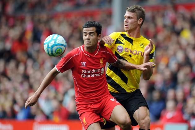 Philippe Coutinho and Co. Prove Liverpool in Good Shape for Premier League