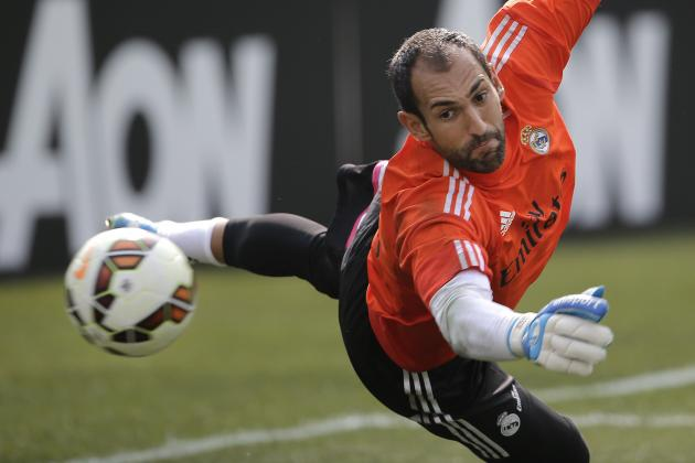Goalkeeper Diego Lopez Immediately Improves a Position of Need at AC Milan