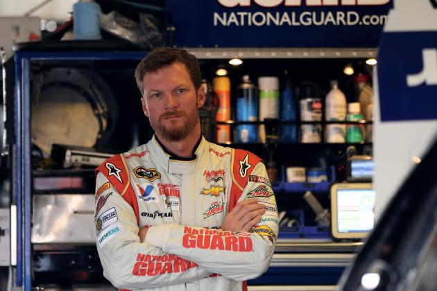 Earnhardt Jr. Reacts to Tony Stewart Accident That Cost Young Driver His Life