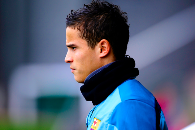 Barcelona Transfer News: Ibrahim Afellay Loaned to Olympiacos for 2014-15 Season