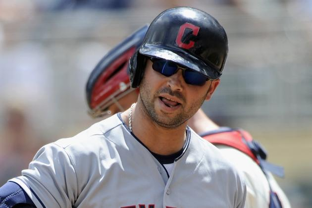 Indians Place Outfielders David Murphy and Nick Swisher on DL