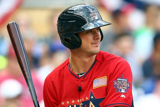 Cubs Prospect Kris Bryant Is Up to 38 Home Runs