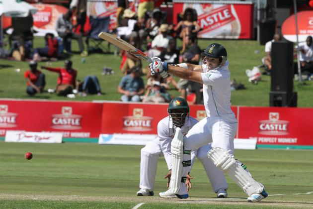 Zimbabwe vs. South Africa, One-Off Test Day 2: Highlights, Scorecard and Report