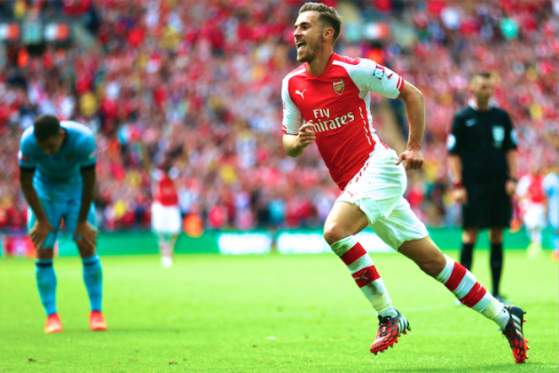 Arsenal vs. Manchester City: Live Score, Highlights for Community Shield