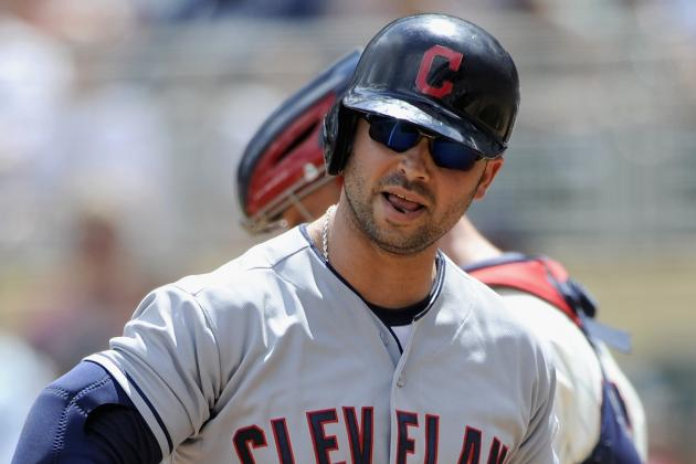 Indians Lose Nick Swisher and Daniel Murphy to Injuries
