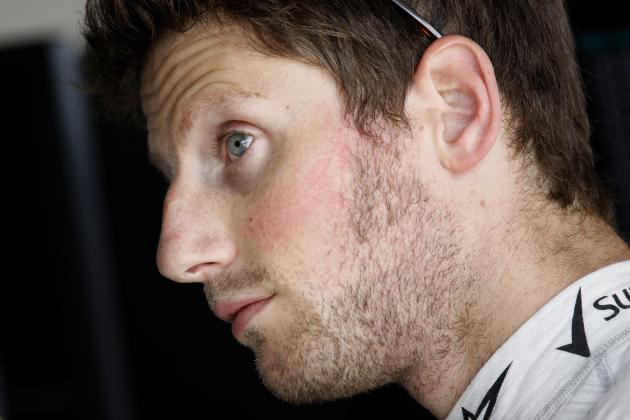 Romain Grosjean Playing a Dangerous Game with Lotus and F1 Future