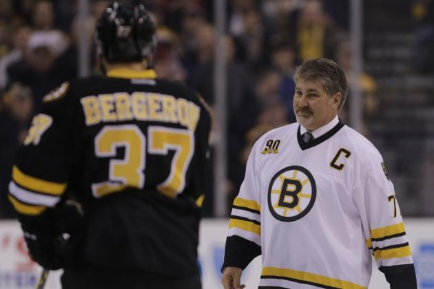 How Ray Bourque Still Resonates With Boston Bruins 35 Years After Being Drafted