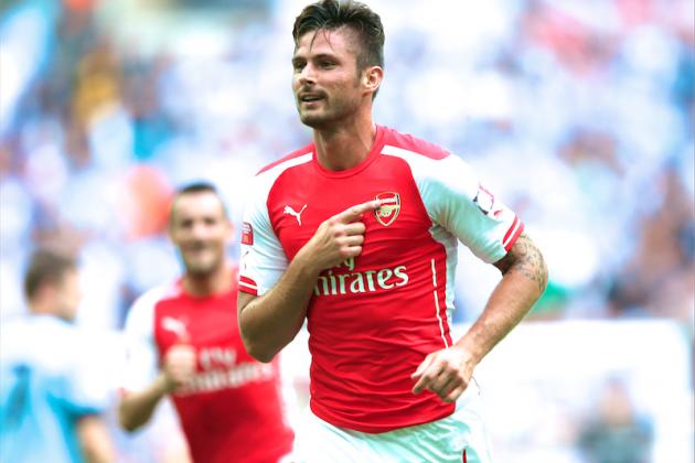 Arsenal vs. Manchester City: Score, Grades and Reaction