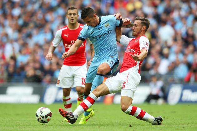 Arsenal vs. Manchester City: Film Focus on Community Shield Tactics