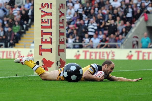 Challenge Cup 2014: Tracking Tetley's Semi-Finals Scores and Results