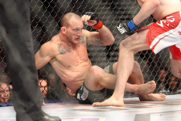 UFC Fight Night 47: Gray Maynard's Back Is Against the Wall in Maine