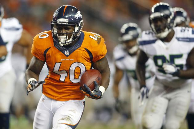 Juwan Thompson Flying Under the Radar as Broncos Sleeper Running Back Prospect