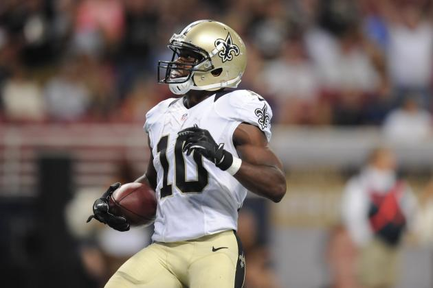 Brandin Cooks' Updated Fantasy Outlook After Saints vs. Rams