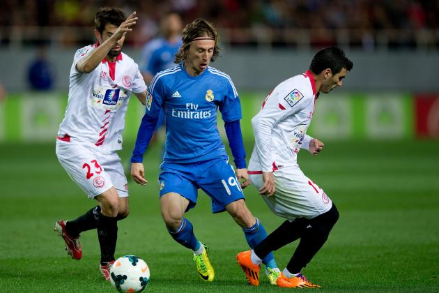 Real Madrid vs. Sevilla: UEFA Super Cup 2014 Date, Time, Live Stream and TV Info