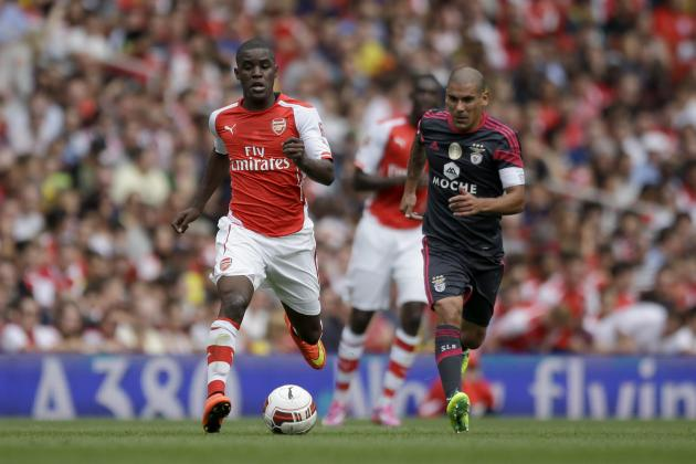 Arsenal Transfer News: Unlikely Joel Campbell Loan Move Would Be Unwise