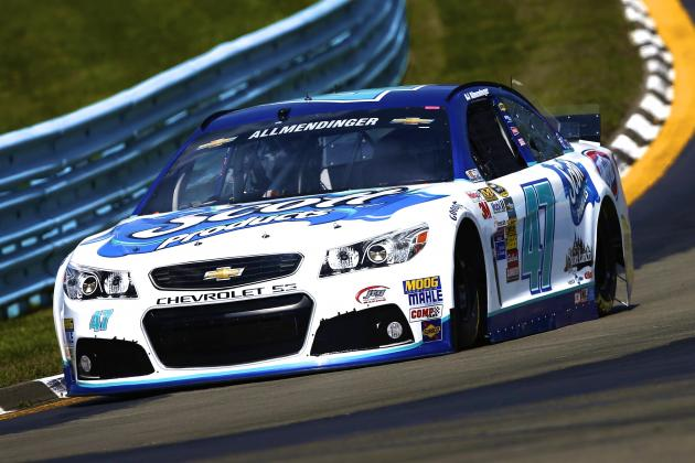 NASCAR at Watkins Glen 2014: Live Results and Analysis from Cheez-It 355