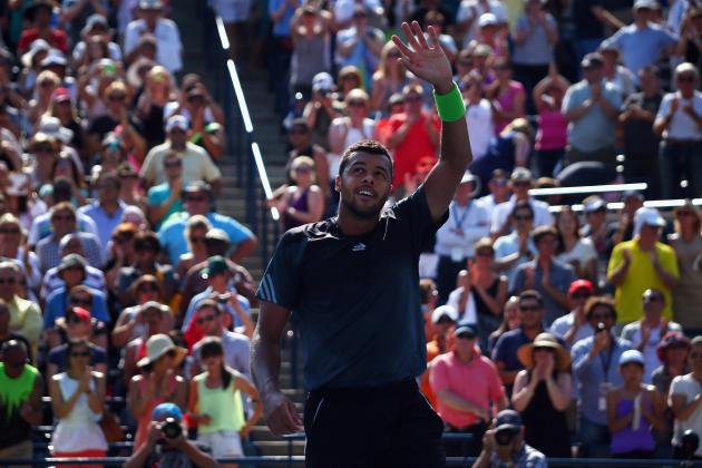 Rogers Cup 2014 Results: Roger Federer vs. Jo-Wilfried Tsonga Score and Recap