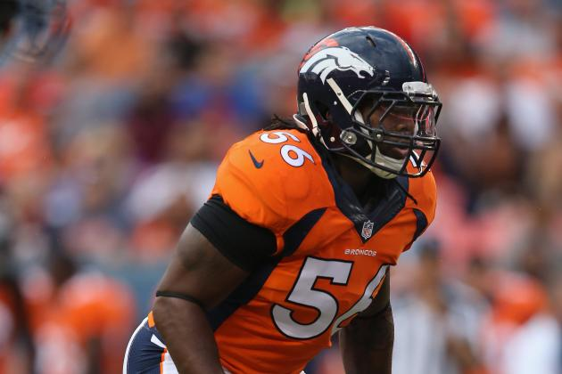 Broncos Still Face Tough Roster Decisions