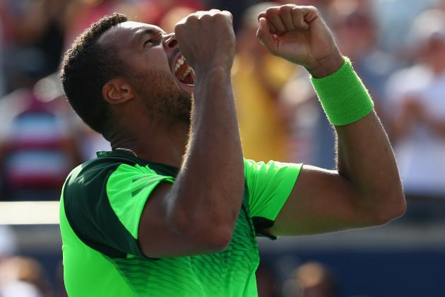 How Jo-Wilfried Tsonga's 2014 Rogers Cup Win Adds Intrigue to US Open