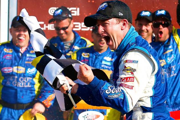 NASCAR at Watkins Glen 2014 Results: Winner, Standings, Highlights and Reaction